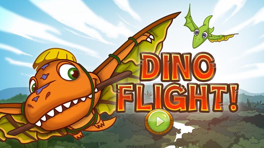 Fly Like A Pteranodon