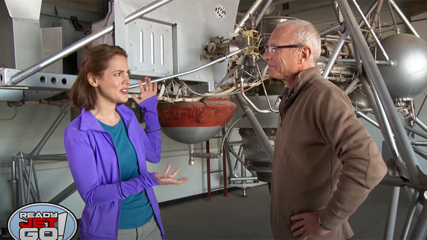 Learn About The Flight Research Center