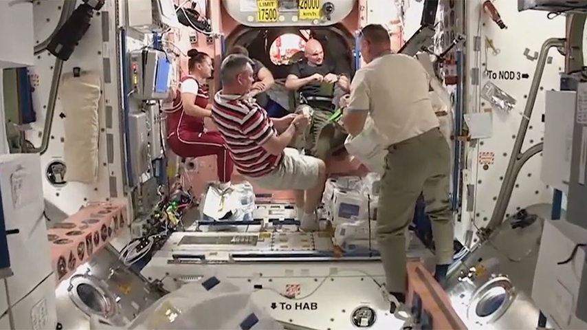 Meet A Real Astronaut