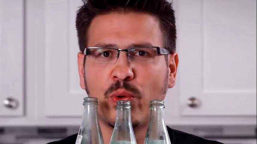 Soda Bottle Sound