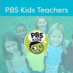 PBS Kids teachers